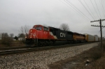 CN westbound